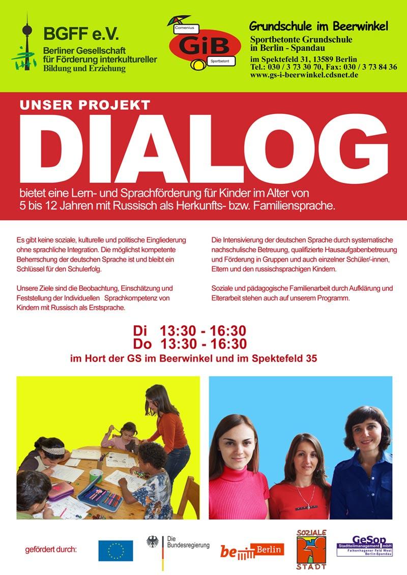 Flyer Dialog, BGFF August 2008