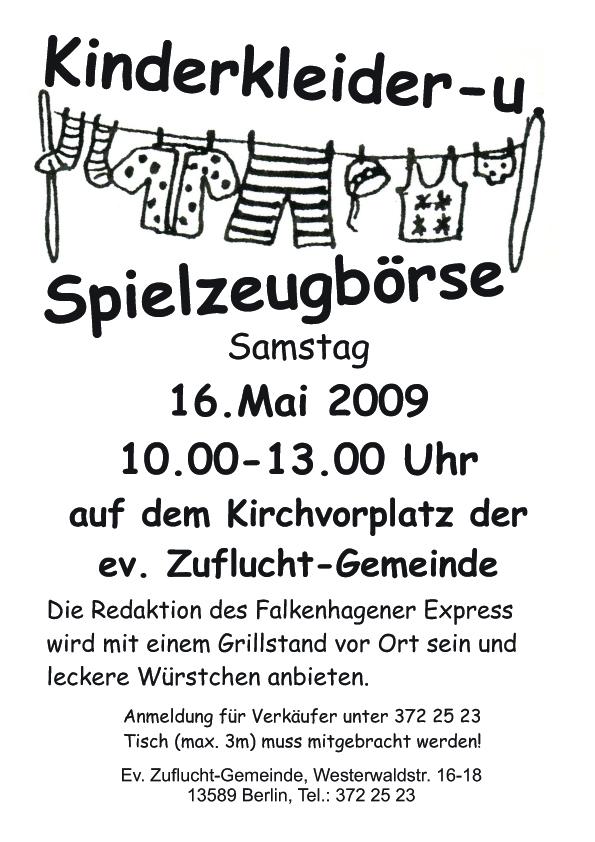 Kinderkleiderbörse