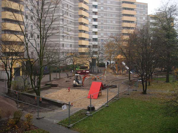 Spielplatz Kraepelinweg