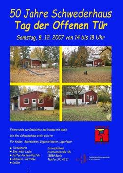 50 Jahre Schwedenhaus